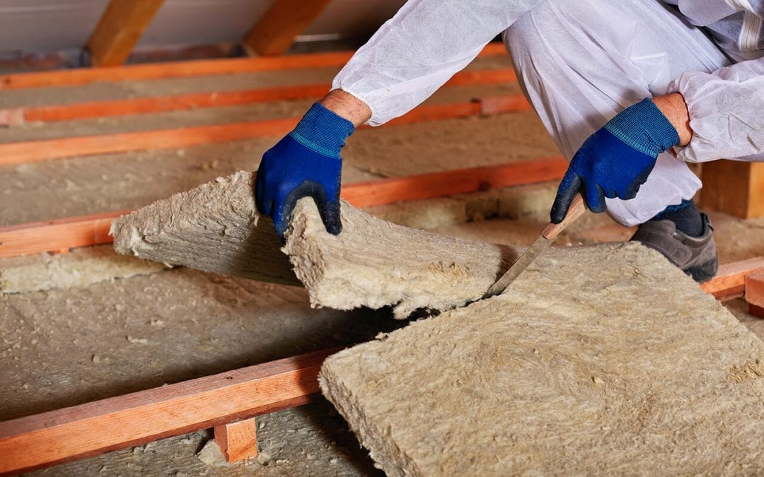 add value to your home by adding insulation